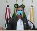 Vereador João Nilto do Nascimento, apresenta Indicação solicitando a construção de ponte baixa em alvenaria sobre o Rio da Várzea.
